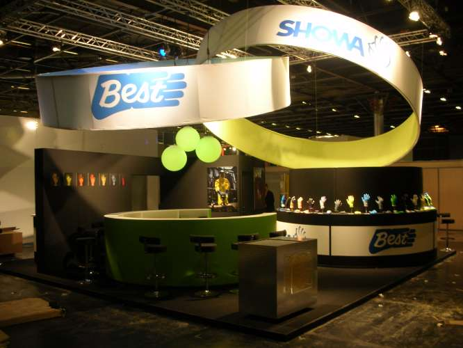 Beursstand - Showa Best - Expo Protection 2010 (2)