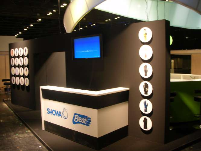 Beursstand - Showa Best - Expo Protection 2010 (3)