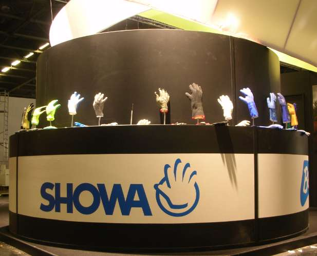 Beursstand - Showa Best - Expo Protection 2010 (5)