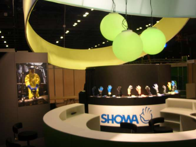 Beursstand - Showa Best - Expo Protection 2010 (7)