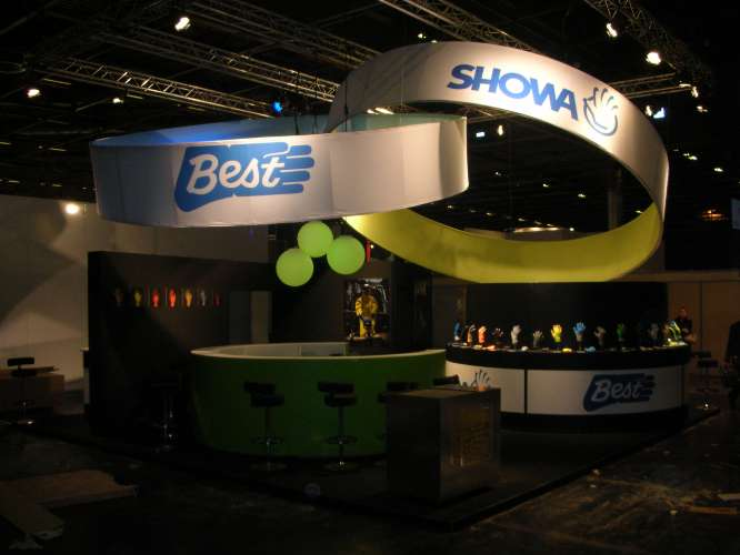 Beursstand - Showa Best - Expo Protection 2010 (1)