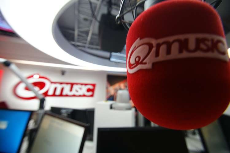 Radiostudio - Qmusic  (3)