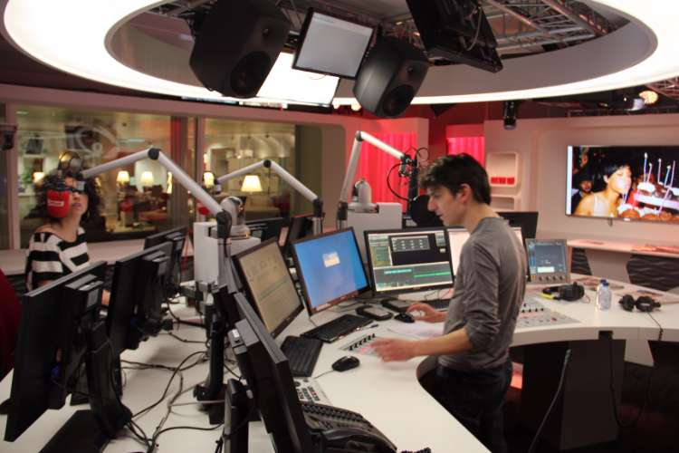 Radiostudio - Qmusic  (4)