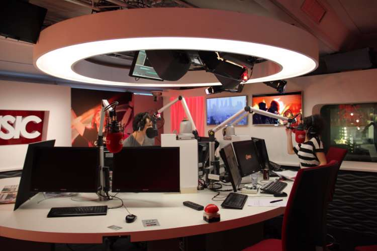 Radiostudio - Qmusic  (7)