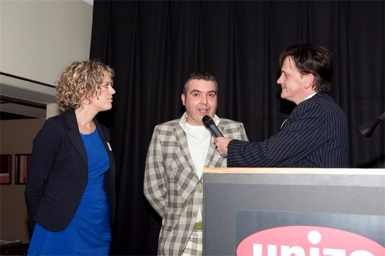 Deusjevoo winnaar 'Export Award' 2012 (2)