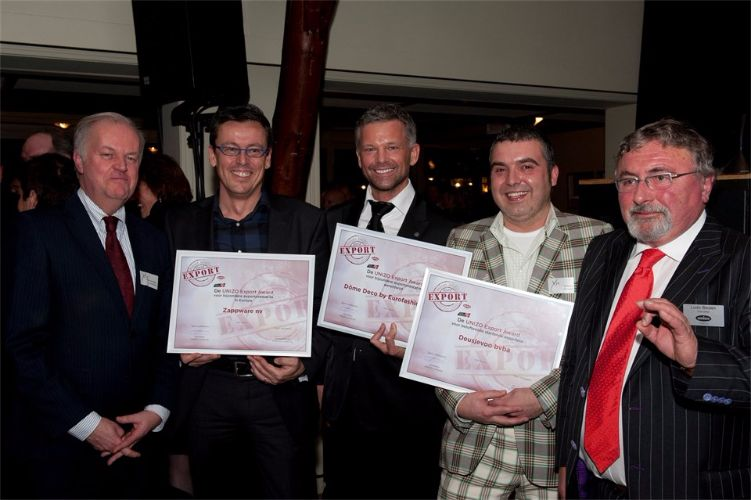 Deusjevoo winnaar 'Export Award' 2012 (4)