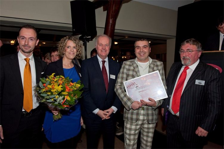 Deusjevoo winnaar 'Export Award' 2012 (7)