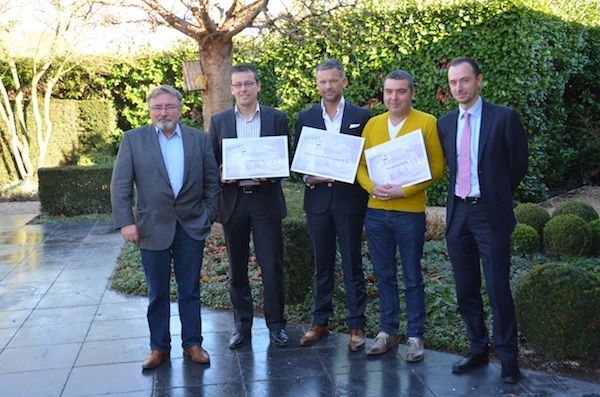 Deusjevoo winnaar 'Export Award' 2012 (1)