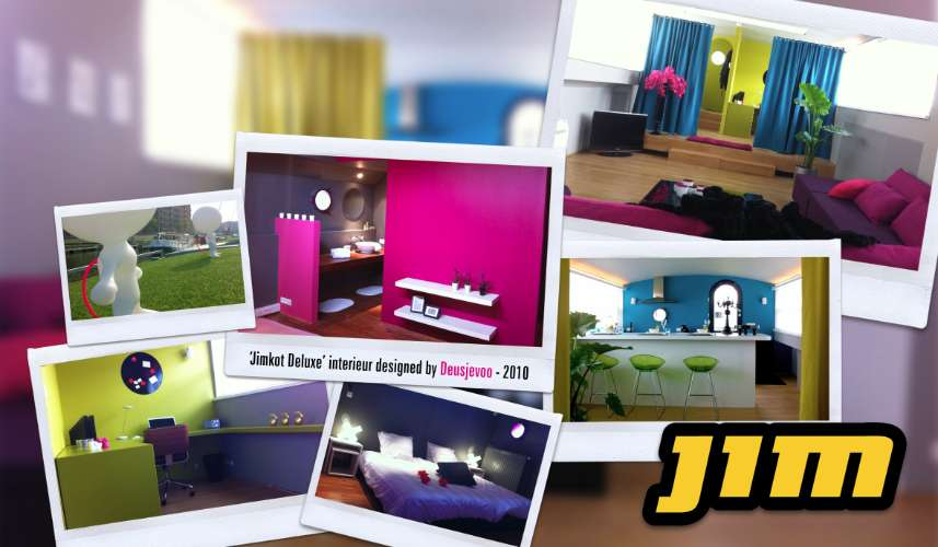 JIM TV decors (6)