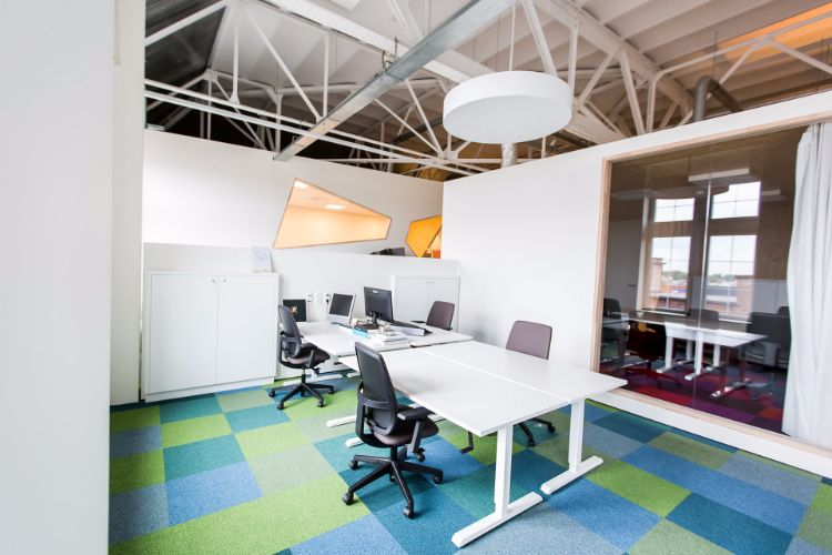 Coworking space - C-Mine Crib (7)