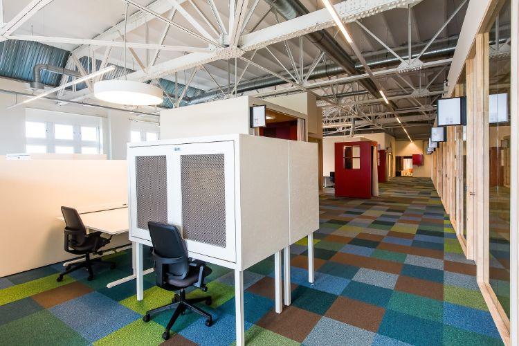 Coworking space - C-Mine Crib (26)