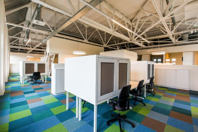 Coworking space - C-Mine Crib (29)