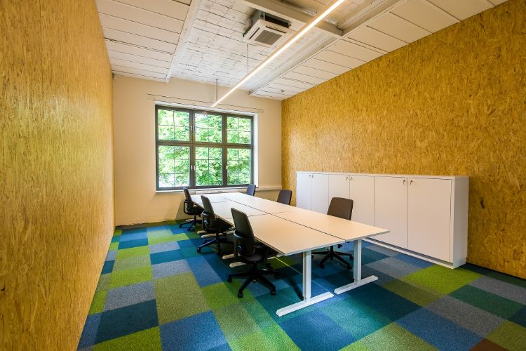 Coworking space - C-Mine Crib (32)