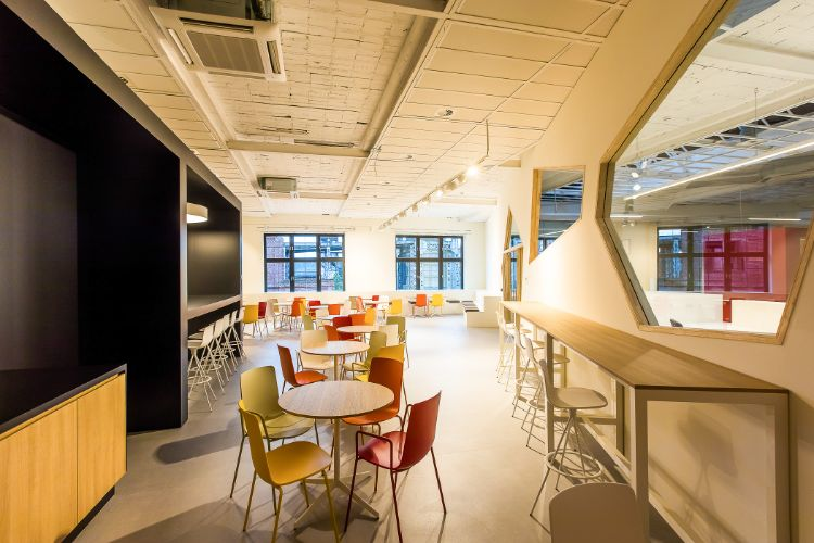 Coworking space - C-Mine Crib (36)