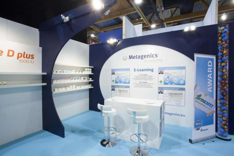 Beursstand - Metagenics - Farmabeurs 2012 (7)