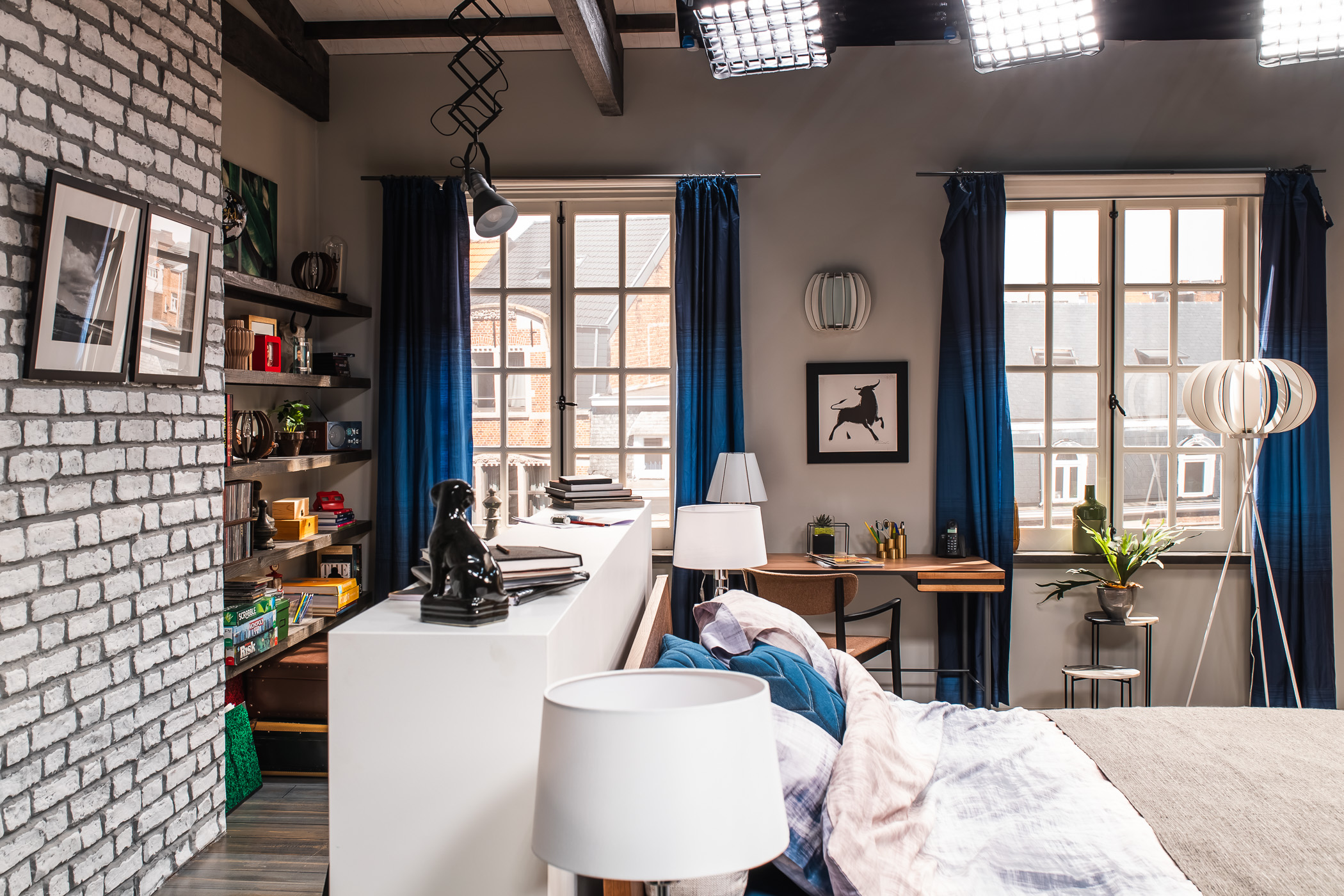 TV-Decor - Fictie - Familie - Loft (1)