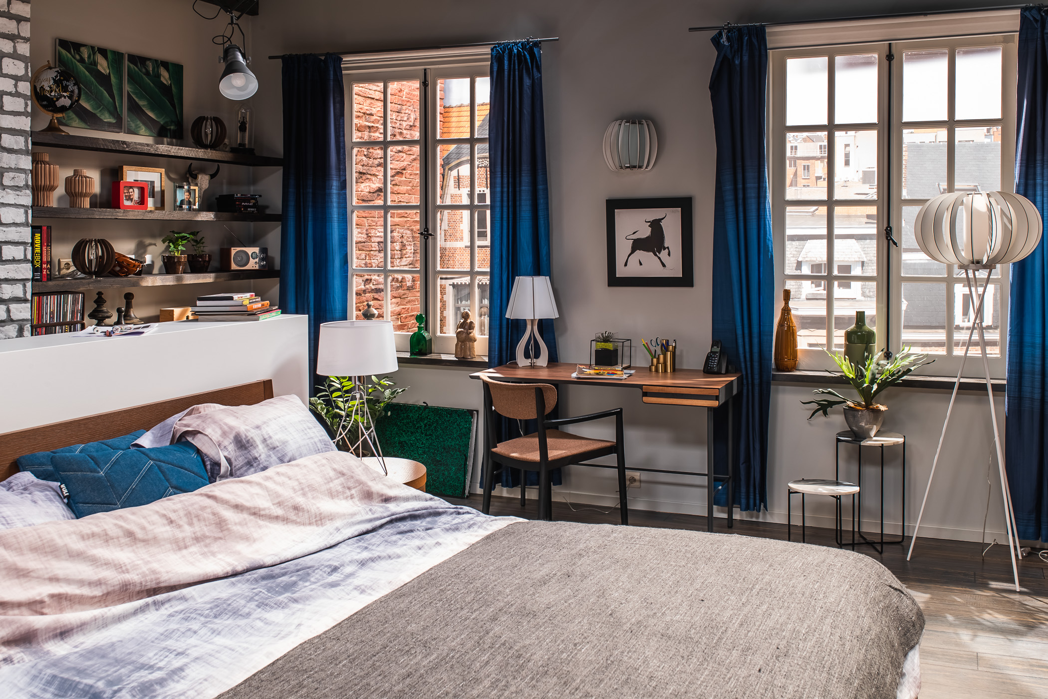 TV-Decor - Fictie - Familie - Loft (2)