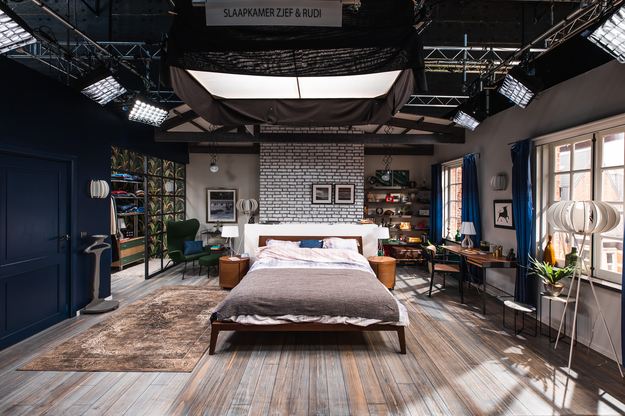 TV-Decor - Fictie - Familie - Loft (4)
