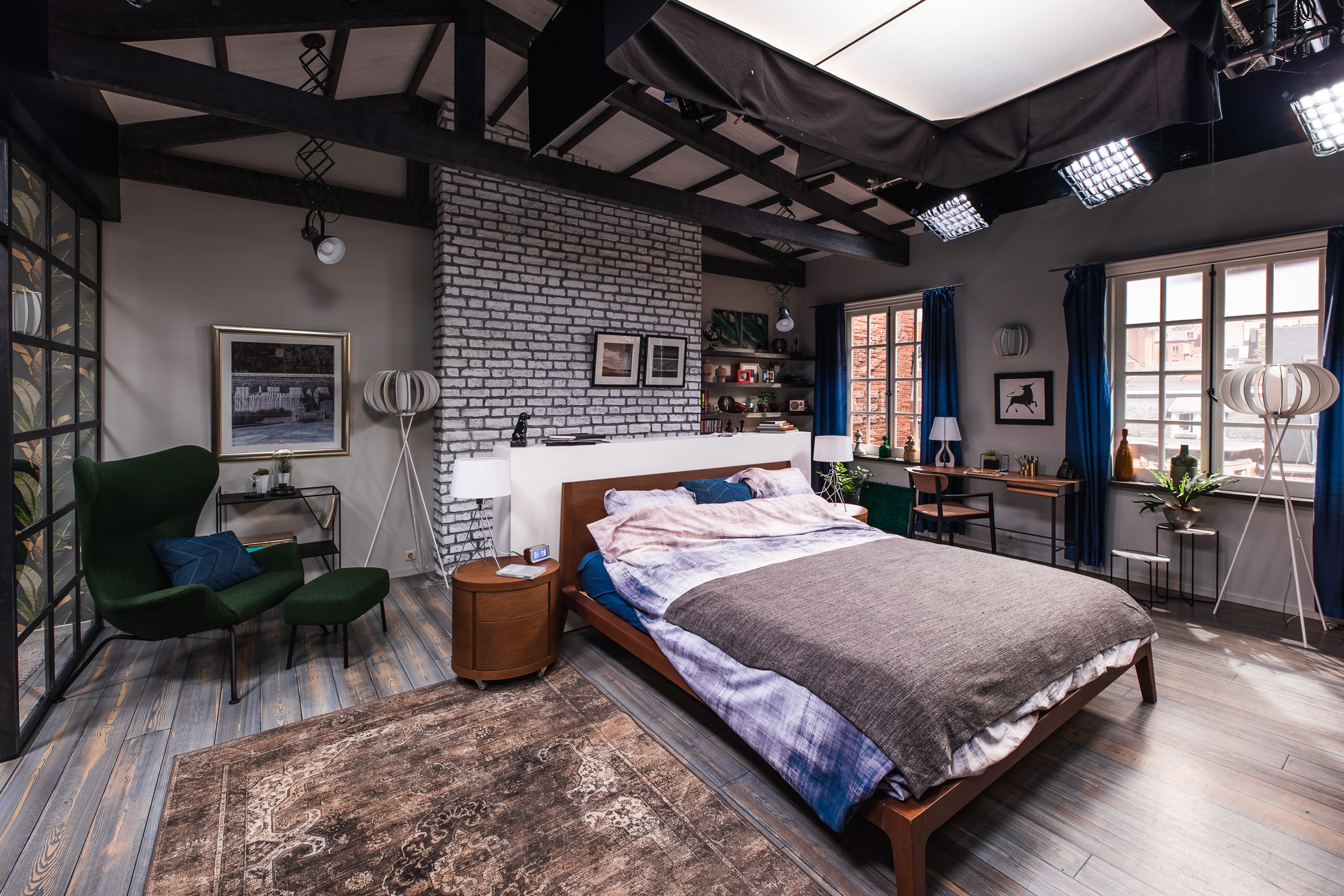 TV-Decor - Fictie - Familie - Loft (7)