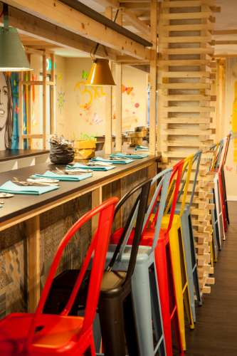 Pop-uprestaurant design – Brussel – KET (5)