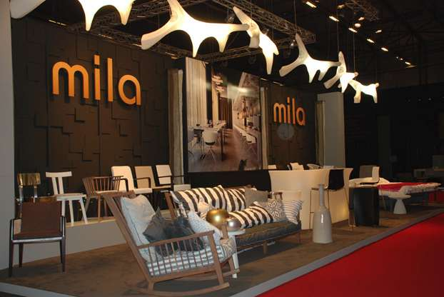 Beursstand - Mila - The Lobby 2008 (2)