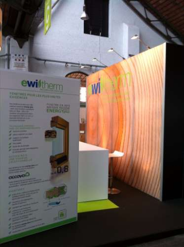 Beursstand Ewitherm - Passive house & Energie 2012 (3)