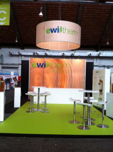Beursstand Ewitherm - Passive house & Energie 2012 (1)