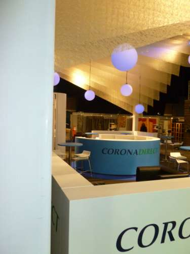 Beursstand Corona - Funeral at work 2012 (1)