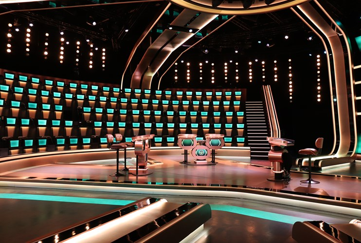 TV-decor - SBS 6 - Deze quiz is voor jou - Talpa (5)