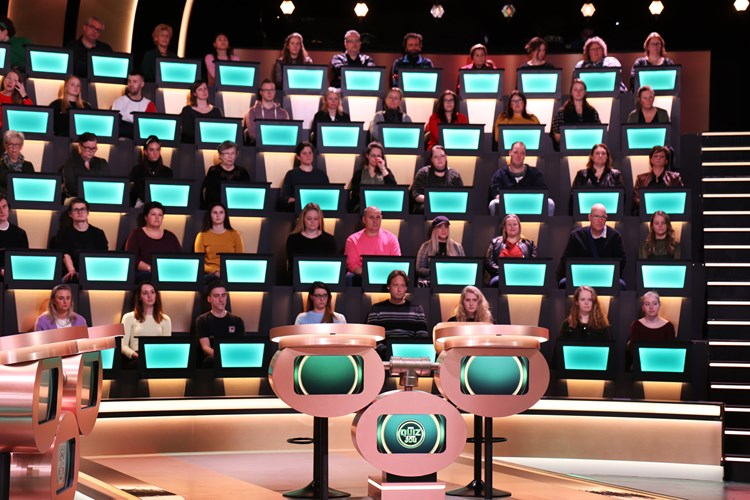 TV-decor - SBS 6 - Deze quiz is voor jou - Talpa (7)