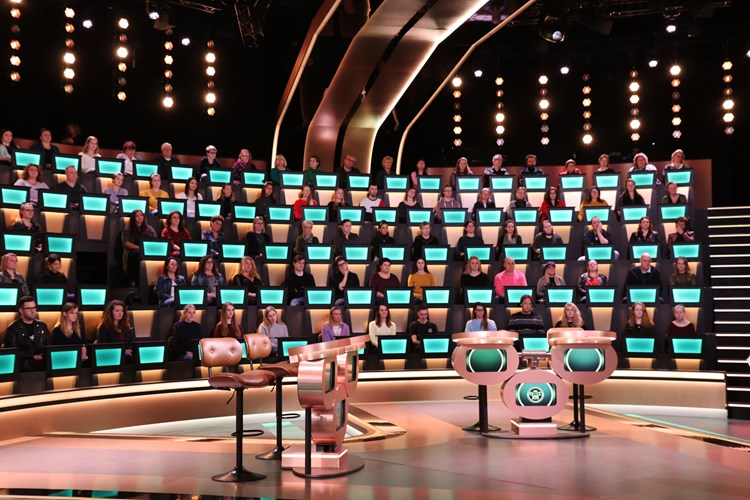 TV-decor - SBS 6 - Deze quiz is voor jou - Talpa (8)