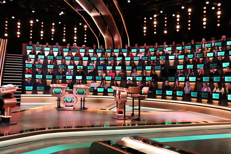 TV-decor - SBS 6 - Deze quiz is voor jou - Talpa (9)