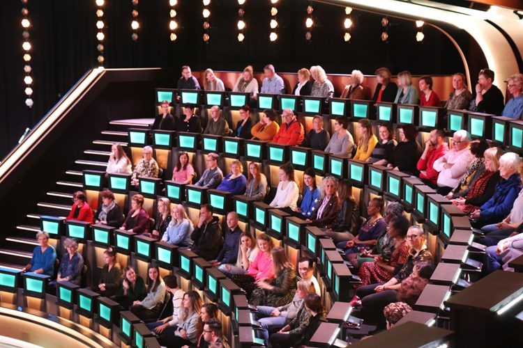 TV-decor - SBS 6 - Deze quiz is voor jou - Talpa (12)