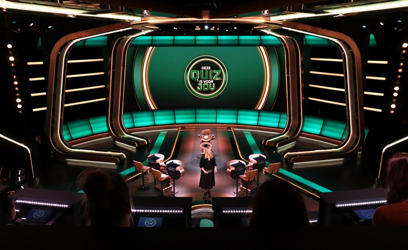 TV-decor - SBS 6 - Deze quiz is voor jou - Talpa (16)