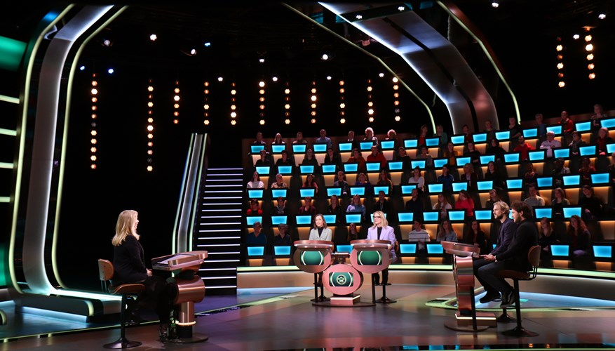 TV-decor - SBS 6 - Deze quiz is voor jou - Talpa (23)