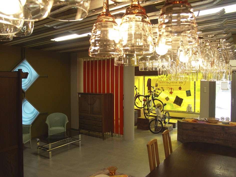 Interieur winkel met uniek concept kringloopwinkel for Interieur winkels