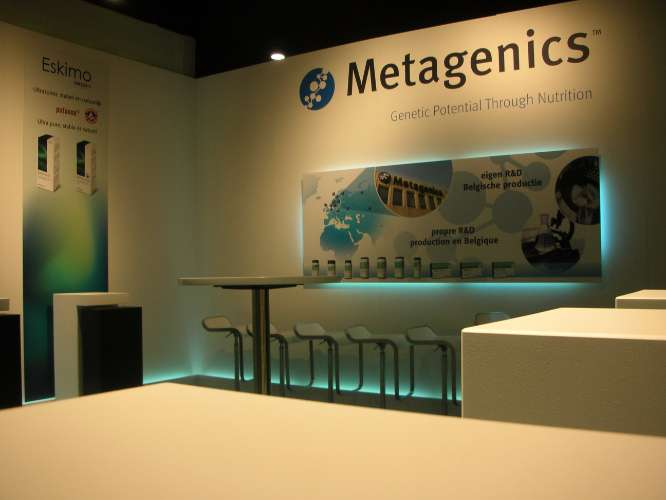 Beursstand - Metagenics - Pharmabeurs 2010 (1)
